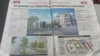 QUARTIER DE L'HOTEL DIEU